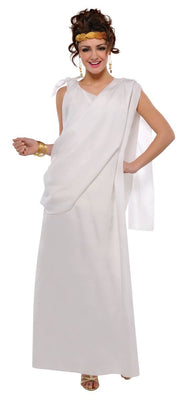 Unisex Toga Fancy Dress Costume