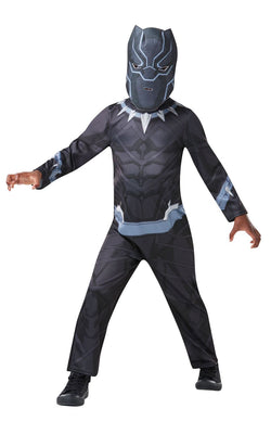 Black Panther Marvel Fancy Dress