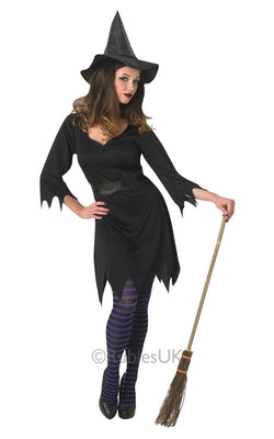 Ladies Black Enchantress Costume