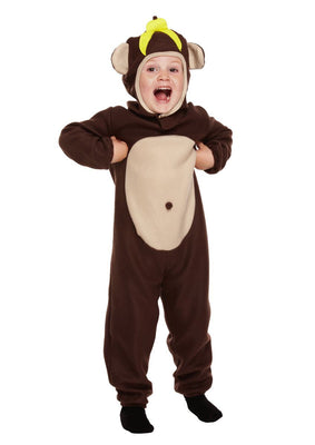 Monkey Kid's Fancy Dress Costume