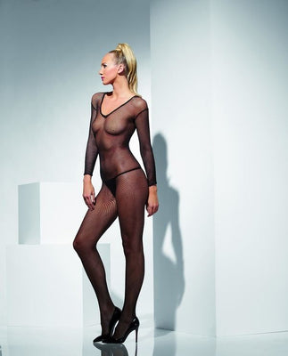 Fishnet Body Stocking