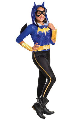 Batgirl Fancy Dress Costume