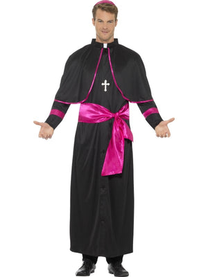 Cardinal Men's Fancy Dress Costume