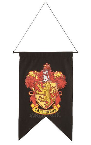 Harry Potter™ Movie Gryffindor™Printed Banner