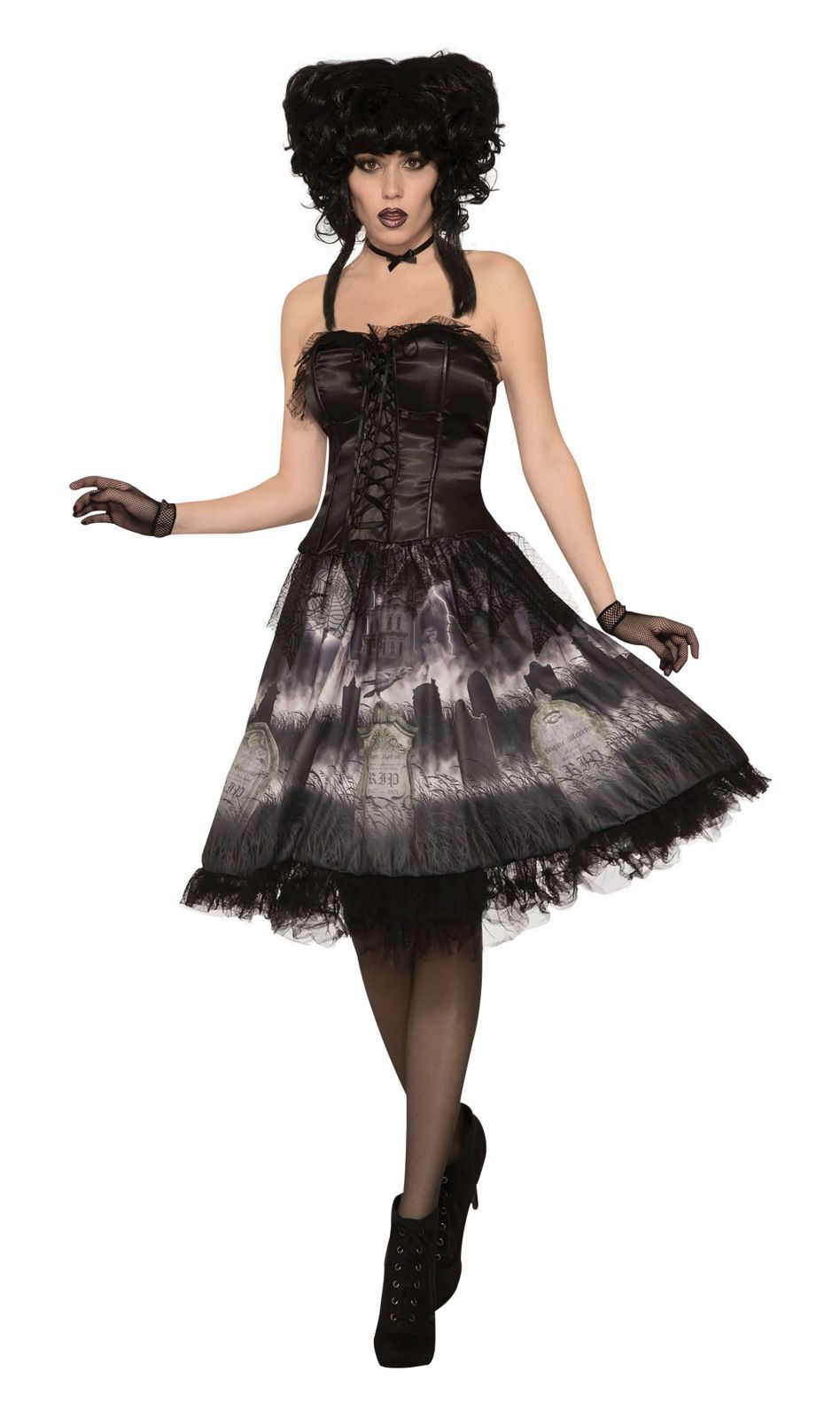 Cemetery Doll Dress