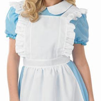 Women's Traditional Alice Fancy Dres Costume