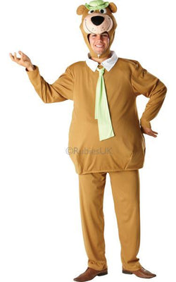 Yogi Bear Fancy Dress Costume