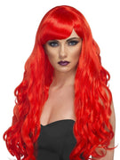 Desire Fancy Dress Wig Red