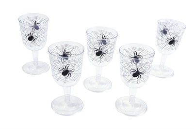 Spiderweb Goblet (6 pieces in a box)