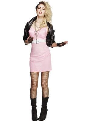 Fever 80's Rocker Diva Costume