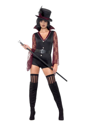 Vampire Women's Fancy Dress Costume