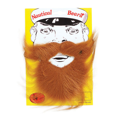 Brown Nautical Beard