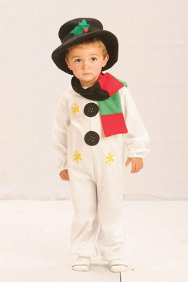 Childs Snowman Costume