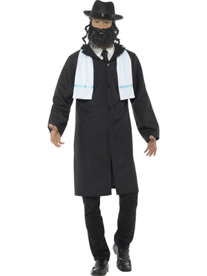 Rabbi Men's Fancy Dress Costume