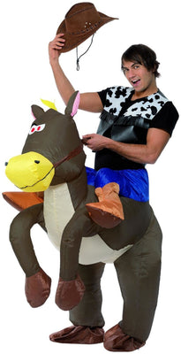 Ride em Cowboy Inflatable