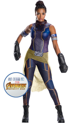 Shuri Avengers Endgame Marvel DC Comics Fancy Dress Costume Outfit