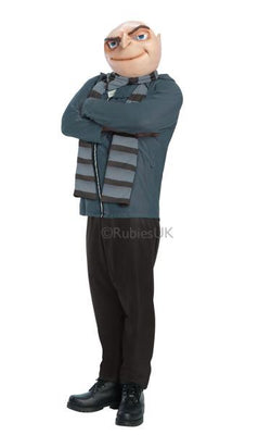 Despicable Me 2 Adult Gru Costume