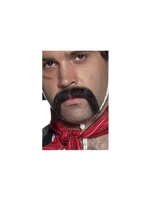 Black Mexican Moustache