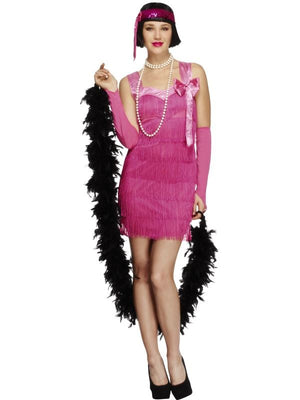 Fever Flapper Hotty Costume