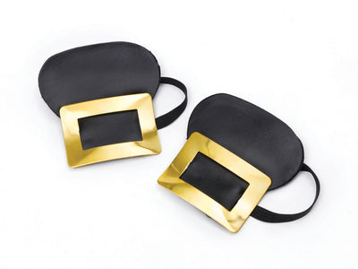Shoe Buckles (Gold Bangle)