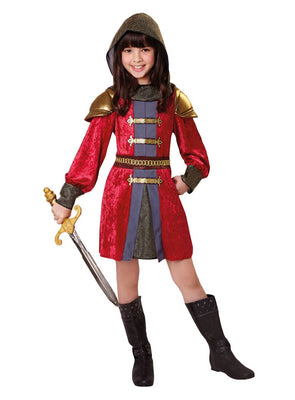 Knight Princess Girl's Costume