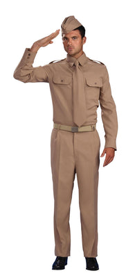 WW2 Private Soldier Costume