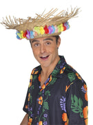 Beach Fancy Dress Hat Straw