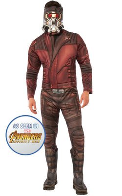 Star Lord Avengers Endgame Marvel DC Comics Fancy Dress Costume