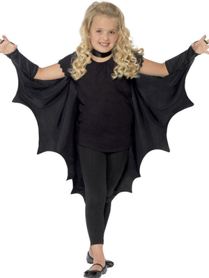 Kids Vampire Bat Wings Costume