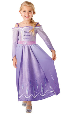 Elsa Prologue Dress Girls Frozen Costume