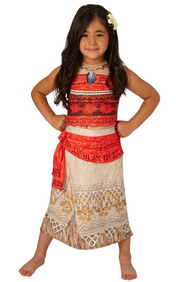 Moana Princess Deluxe Costume