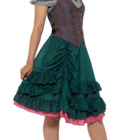 Deluxe Pirate Wench Fancy Dress Costume