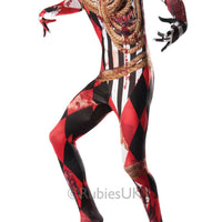 2nd Skin Acro-Splat Men's Costume