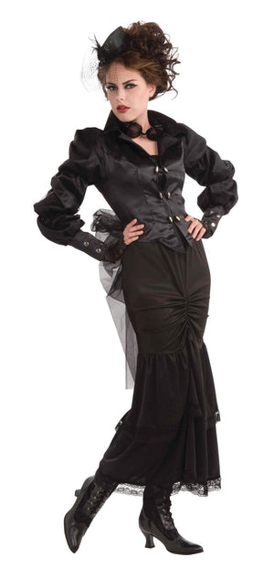Womens Steampunk Victorian Lady