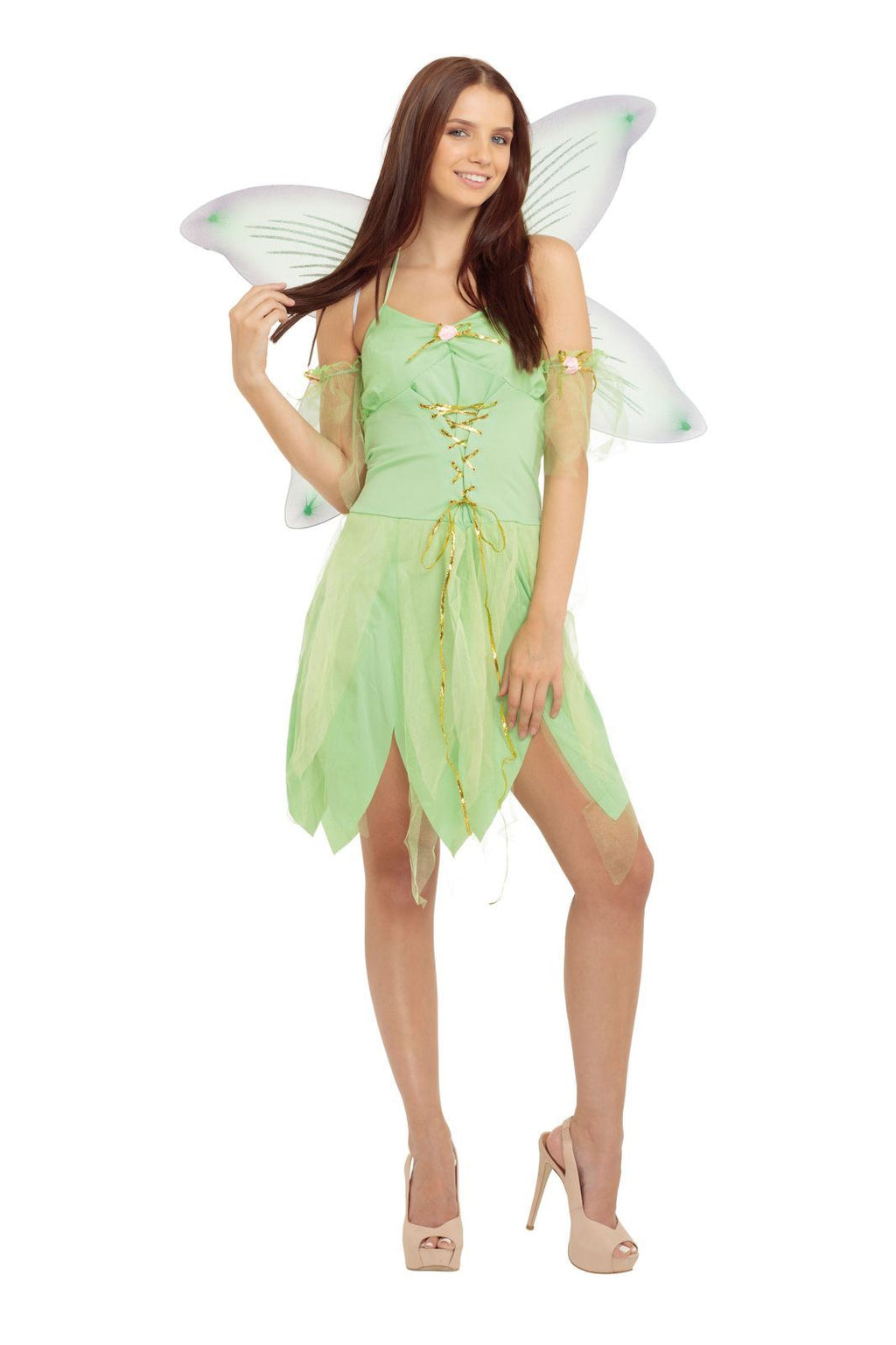 Green Fairy Women's costume