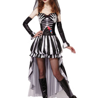 Skeleton Queen Costume