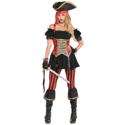 Lassie Lady Women's Fancy Dress Costume