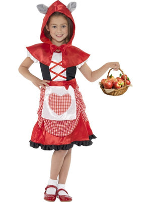 Red Riding Hood Girl's Costume