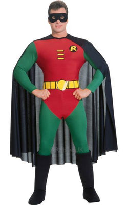 Adult Boy wonder Robin Costume