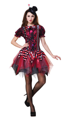 Horror Clown Female