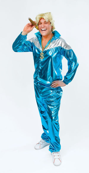 Mens Shell Suit Costume