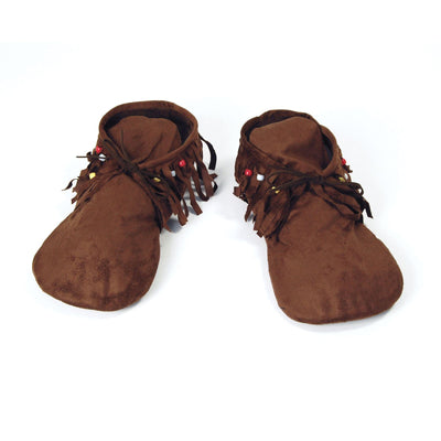 Ladies Hippy/Indian Moccasins