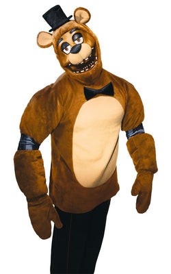 Adult Five Nights at Freddy's Freddy Fancy Dress Costume