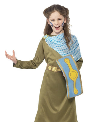 Boudica horrible histories Costume