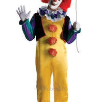 Stephen king's  IT Movie Pennywise Deluxe Costume