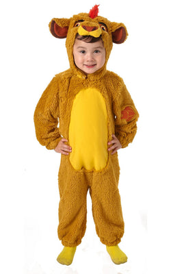 Simba Lion guard Costume