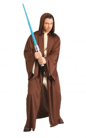 Jedi Hooded Robe Star Wars Disney