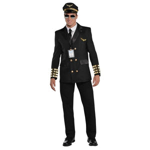 Captain Wingman Fancy Dress Costume
