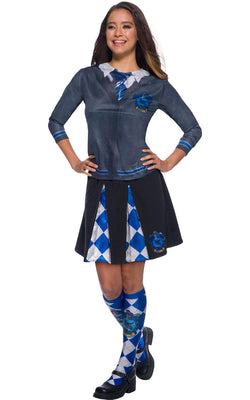 Ravenclaw Harry Potter Womens Fancy Dress Costume Book Week Outfit