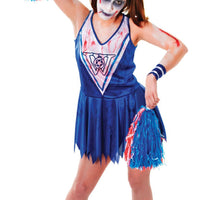 Zombie Cheerleader Women's Costume